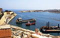 Fortification and port of Valletta Malta 2014 2.jpg