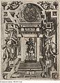 Fotothek df tg 0005540 Architektur ^ Perspektive ^ Wappen ^ Waage ^ Allegorie.jpg