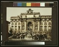 Fountain of Trevi, Rome, Italy-LCCN2001700954.tif