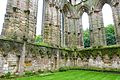Fountains Abbey - North Yorkshire, England - DSC00637.jpg