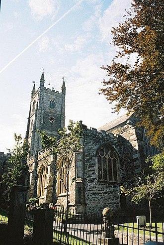 Fowey - Fowey Parish Church