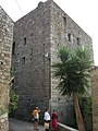 Fozzano - A Torra Vechja, dite Tour de Colomba (Façades est et nord).jpg