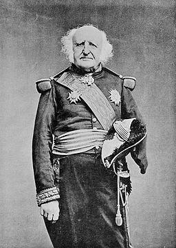 François-Edmond Pâris, photograph by Alphonse Liébert