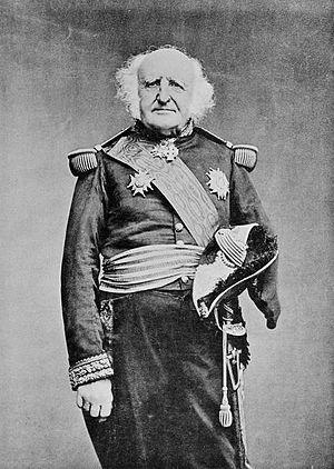 François-Edmond Pâris - Image: François Edmond Pâris, photograph by Alphonse Liébert