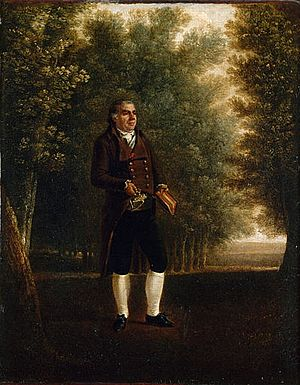 François Cacault - Portrait by Jean-François Sablet