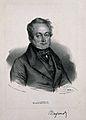 François Magendie. Lithograph by N. E. Maurin. Wellcome V0003781.jpg