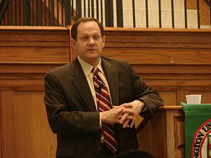 Francis Slay - Slay at Washington University in St. Louis, 2009