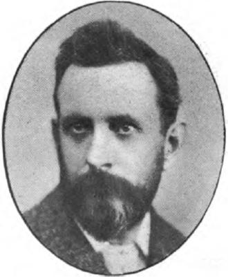 Frank Herbert Rose - Rose in about 1905