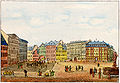 Frankfurt Am Main-Morgenstern-KAVFFM-008-Der Rossmarkt in Frankfurt a M.jpg