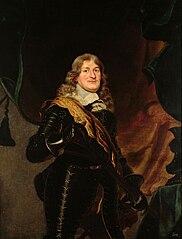 Friedrich Wilhelm (1620-1688), Kurfürst von Brandenburg, Kniestück