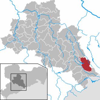 Frauenstein, Saxony - Image: Frauenstein in FG
