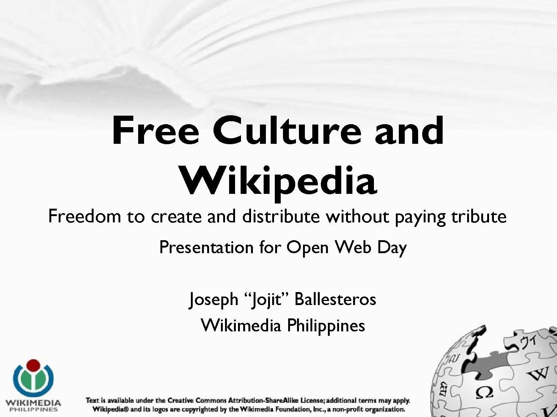 File:Free Culture and Wikipedia - Open Web Day Presentation