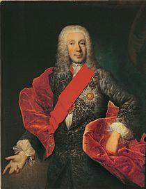 Художник Г. Х. Грот (1742)