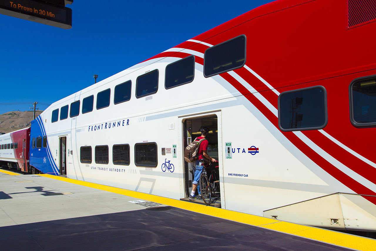 uta frontrunner part i | a plan for the utah transit authority in