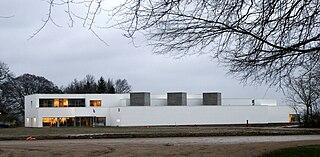 Art museum in Lolland, Denmark