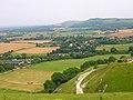 Fulking from Edburton Hill - geograph.org.uk - 495649.jpg