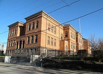 Highland Park (Pittsburgh neighborhood) - Image: Fulton Elementary School