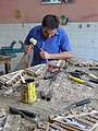 Furniture Maker at Work - Osku - Near Tabriz - Iranian Azerbaijan - Iran - 03 (7421551176).jpg