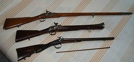 Fusil à poudre noire - Africaciel.com
