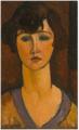 """Fuss-Amoré Élisabeth (1879-1959), Tableau """"Elisabeth"""" par Amedeo Modigliani (1916).png"""