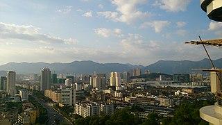 Jinan District, Fuzhou District in Fujian, Peoples Republic of China