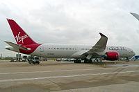 G-VOWS - B789 - Virgin Atlantic Airways