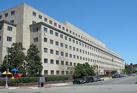 GAO Headquarters in Washington, DC