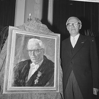 G. C. Berkouwer Dutch theologian