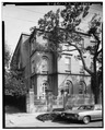 GENERAL VIEW, FROM NORTHWEST - William Mason Smith House, 26 Meeting Street, Charleston, Charleston County, SC HABS SC,10-CHAR,140-2.tif