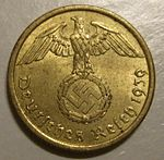 GERMAN REICH, 1939 -10 REICHSPFENNIG b - Flickr - woody1778a.jpg