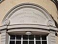 GER — BY – Landkreis Lindau (Bodensee) – Lindau (Bodensee) – Insel - Rotkreuzplatz 1 (Rotkreuzhaus Lindau, Inschrift ... 1915 1916) 2020.JPG