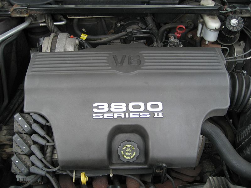 Px Gm Series Naturally Aspirated on 1998 Buick 3800 Engine Problems