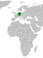 Gambia Germany Locator.png
