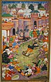 Game of wolf-running in Tabriz - 1595 - Cleveland Museum of Art (29619343544).jpg