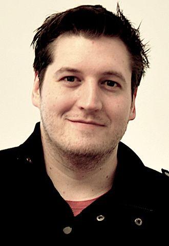 Gareth Evans (director) - Evans in 2012