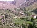 Garmabdar-lar road (Garden), Abnik باغات اطراف گرمابدر - panoramio.jpg