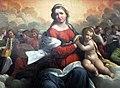 Garofalo, madonna col bambino in gloria, 1520-25 ca. 02.JPG