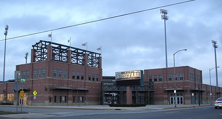 The U.S. Steel Yard, home of the Gary SouthShore RailCats Gary Steelyard.jpg