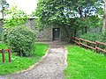 Gate into the walled garden, Galloway House - geograph.org.uk - 1563919.jpg