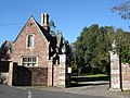 Gatehouse at south entrance to Edmondsham House - geograph.org.uk - 272659.jpg