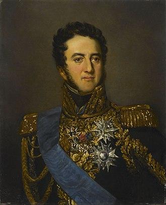 Louis-Gabriel Suchet - Image: Gault Le maréchal Suchet, duc d'Albufera (1770 1826)