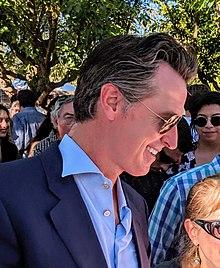 Gavin Newsom Wikipedia