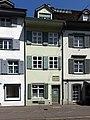 Geburtshaus von Johann Peter Hebel (1760–1826), Totentanz 2 in Basel.jpg