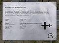 Gedenktafel Ostseestr (Peenemünde) Fieseler Fi 103.JPG