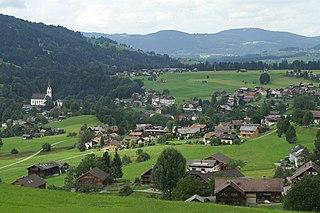 Egg, Austria Place in Vorarlberg, Austria