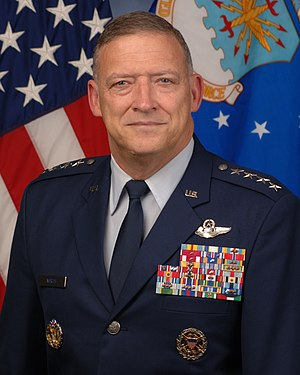 Gary L. North - General Gary L. North, USAF Commander, Pacific Air Forces