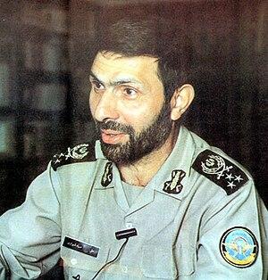 Ali Sayad Shirazi - Image: General Shirazi