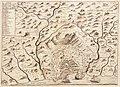 Genova. Fortificazioni nuove e Territorio. Delineato da Andrea Calino Ingegnero Torrinese ; e Intagliata da Maria Felice Bianchi Filosi.jpg