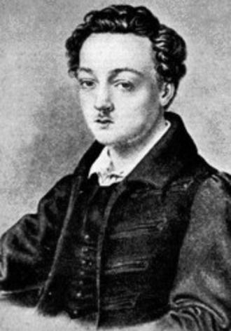 Georg Büchner - Image: Georg Büchner