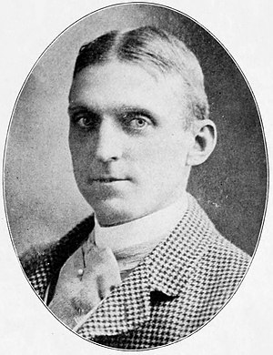 George Cary (architect) - Cary in 1902